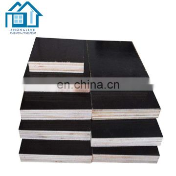 Concrete shuttering board 18mm film faced construction plywood