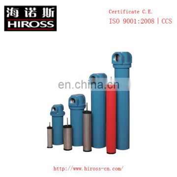 Compressed Air Filter with Absolute Filtration Efficiency