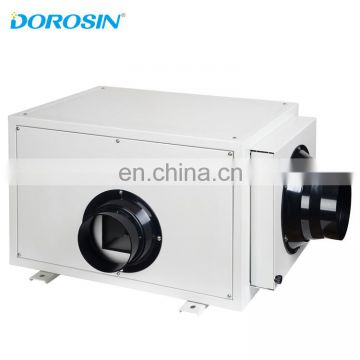 Dorosin 220V/50Hz ceilling dehumidifier Suspended Air Dryer 26L/D with Japan Compressor