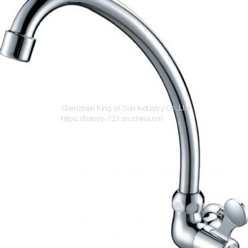 Faucet Single Cold Water Wall Mounted