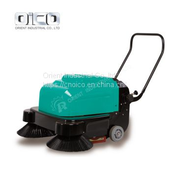 OR-P100A compact road sweeper /  small sweeper street sweeper