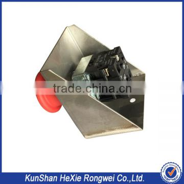 Bulk buying China cheap factory price aluminum stamping pressing bending perforated sheet metal parts service