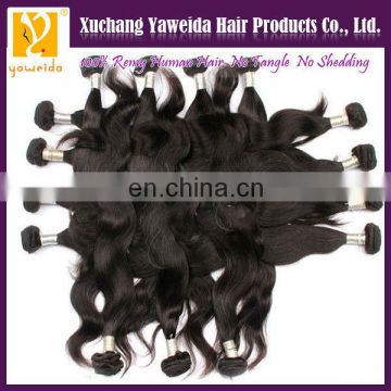 wholesale virgin remy hair can be dyed and permed cheap body wave brazilian virgin hair