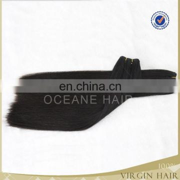 Mongolian kinky curly hair clip in hair extensions weave hair styles