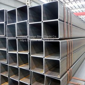 Pre-Galvanized Steel Square Pipe Hebei Factory