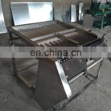 Fully Automatic And High Capacity Green Bean Sheller Products Green Edamame Shelling Machine