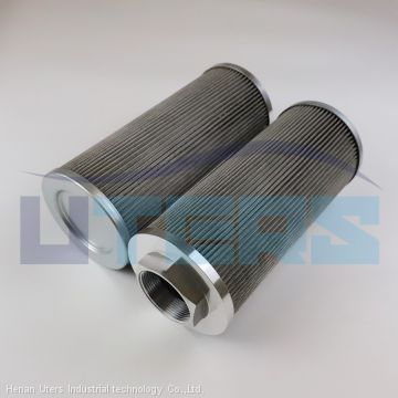 UTERS all stainless steel suction oil  filter filter element WU63*80J  accept custom