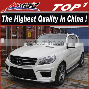 Body kit for 2013 BENZ ML63 style AG