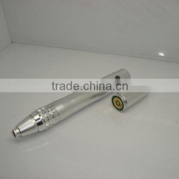 Beauty Factory vibrating derma stamp tattoo pen/ derma roller stamp / micro needle derma stamp / stainless derma stamp