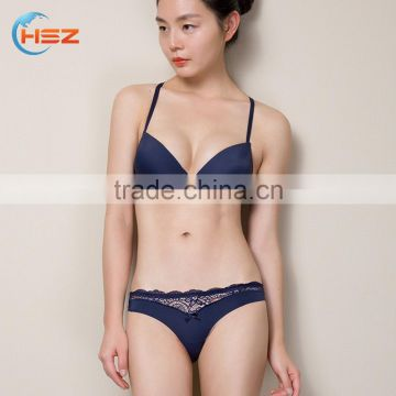 2deb3f13deea HSZ-18924 Pretty Awesome Women Latest Fashion Lingerie Sexy Hot Ladies  Underwear Bra Brands Beautiful Panty New Design 2017 of Bra sets from China  Suppliers ...