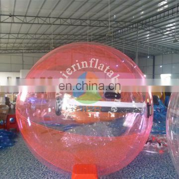 Popular lucency inflatable water polo / inflatable water polo ball