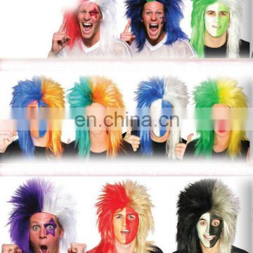 usa sports fanatix wig