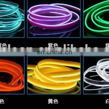 2016 Car EL Wire NewNew design flashing lights El Wire sound active for car