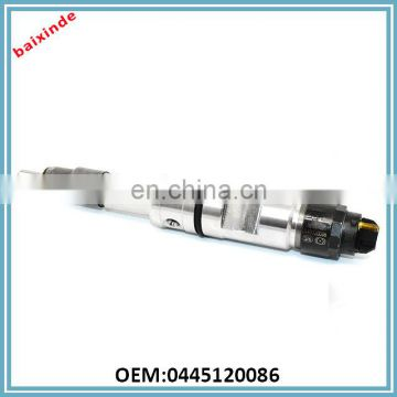 Baixinde brand promttion Auto Diesel Injector Nozzles For Sale OEM 0445120086