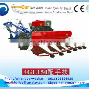 sugarcane reed cutting harvesting machine, rice wheat reaper combined
