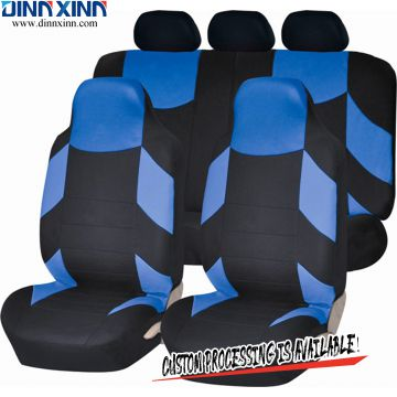 DinnXinn Ford 9 pcs full set cotton waterproof car seat cover Export China