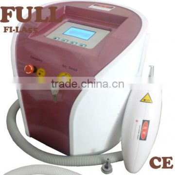 Laser Machine For Tattoo Removal Portable Machine Price Sale Q Switch ND YAG Laser For Spot Removal And Tattoo Removal Tattoo Removal System