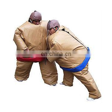 2013 new sports inflatable games inflatable sumo suit