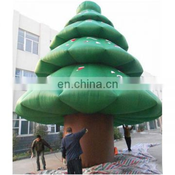 hot giant inflatable tree inflatable chrismas tree for decorations