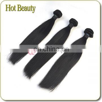 Alibaba Express Indian Straight 3 Piece Lot Raw Indian Hair
