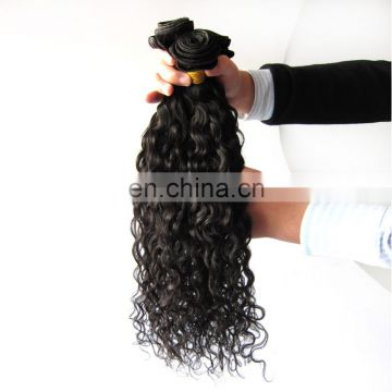 Peruvian hair overnight shipping water wave with lace frontal