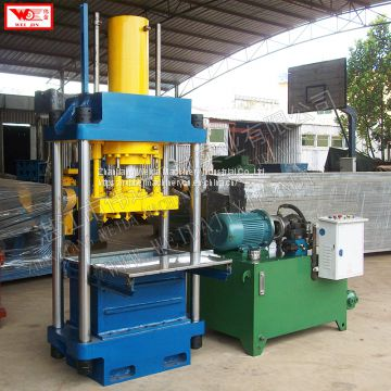 Supply Malaysia zhanjiang weida energy saving Single box Hydraulic Rubber Packing Machine