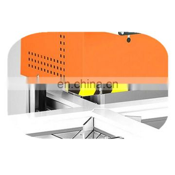 Advanced single-head corner crimping machine for aluminum windows and doors