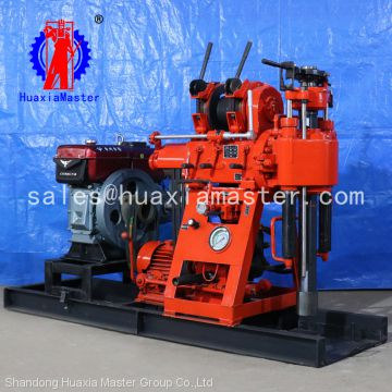 Huaxiamaster Cheap Price-Drill 150m Deep Mobile Small Hydraulic Water Well Drilling Rig For Sales