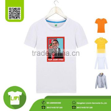 22ba2cec40ca leaders' faces printed t shirts bulk polo shirts, custom plain different  color white t-shirts of election t-shirt from China Suppliers - 102468197