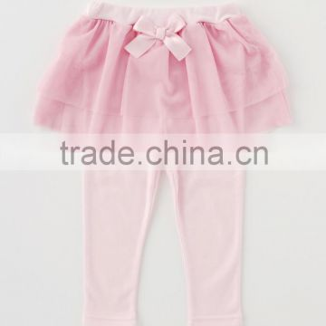 fashionable fashionable baby leg warmers with skirt infant product high quality wholesale Japanese child clothes kid toddler