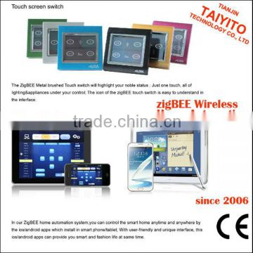 TAIYITO Android Phone Control Wireless Smart Home Automation