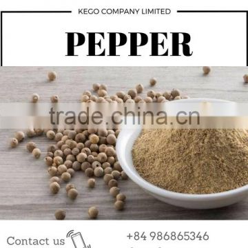 Selling black pepper import Vietnam at cheap price of Spices from