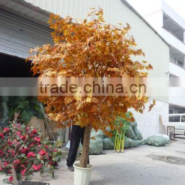 outdoor project fake maple tree/artificial maple tree for sale