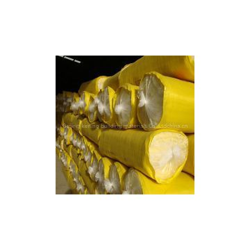 Glass wool for soundproofing