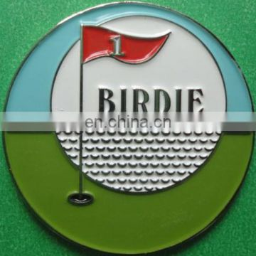 Birdie Magnetic Golf Ball Marker