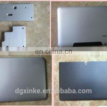 high precision sheet metal stamped medical equipment aluminium chassis frame