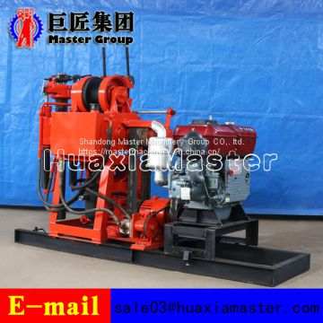 China Factory Direct Supplied XY-180  hydraulic deep water well drilling rig