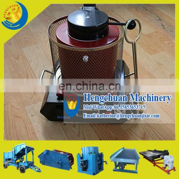 1kg 2kg 3kg China Supplier Qingzhou Hengchuan Mini Gold Melting Furnace Used in Laboratory