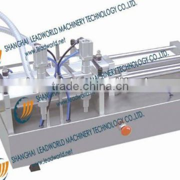 Hot sale Double head donuts filling machine filler