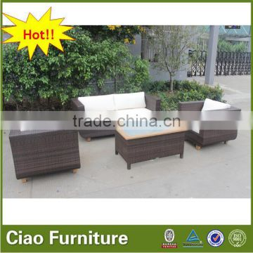 fabc2f8311 Garden furniture Poland modern garden furniture sofa set with teak wood top  of Outdoor furniture from China Suppliers - 142335166