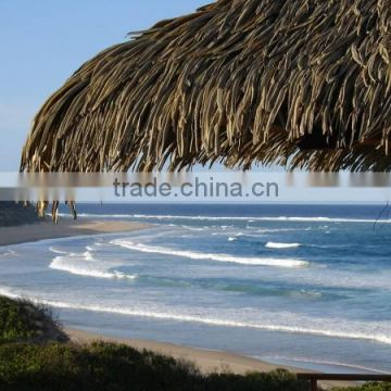 PVC eco friendly vocation synthetic thatch roof
