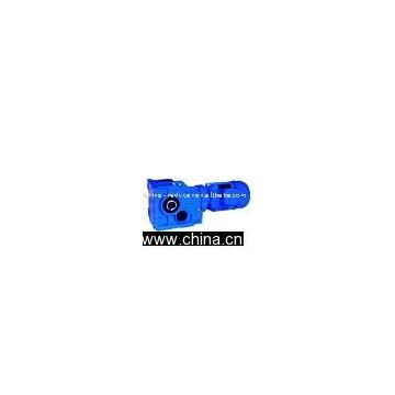 JK Series Helical bevel Gear box  speed reducer
