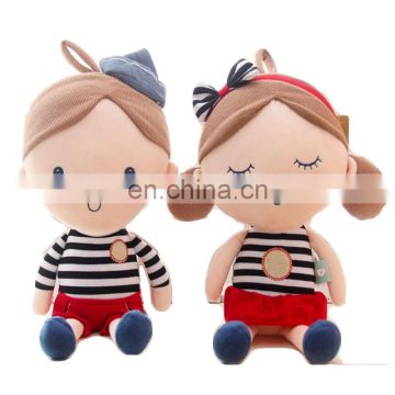Hot sale wholesale china custom pull string doll,funny push toys baby cartoon kids pull string for kids education toy