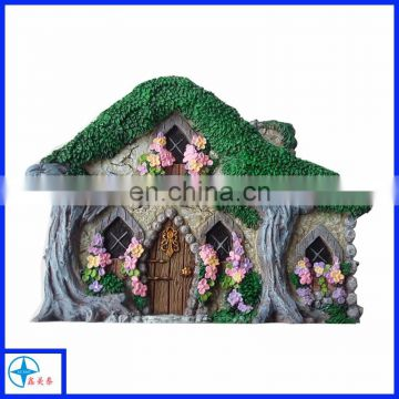 Custom fairy garden prototype, DIY fairy houses for ornaments