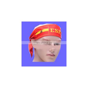 Cheap Spain football fans headband football fans belt for football fans gifts
