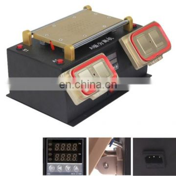 3 in 1 Multifunction Middle Bezel Frame Separator Machine + LCD Extraction Machine Hot Plate + LCD Removal Machine for Samsung
