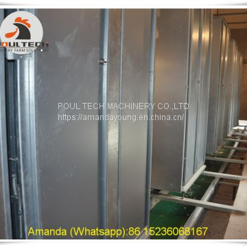 Iran Poultry Farming Poultry Cage & Battery Chicken Cage & Layer Cage & Chicken Coop & Hen Coop & Laying Hen Cage in Chicken House