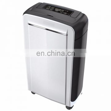 OL12-009A LED Digital Display Auto Shutoff Home Dehumidifier With Air Purifying Function and Continuous Drainage