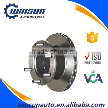 Canada Exported ATLEON Brake Disc 40206-9X406