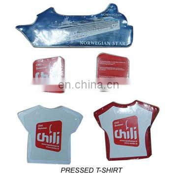 compressed t-shirt